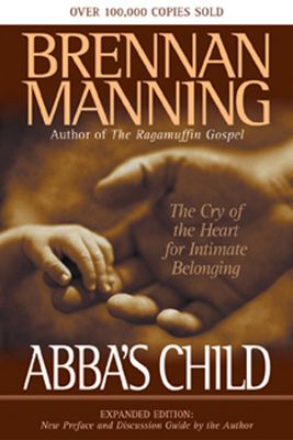 Book cover--Abba's Child