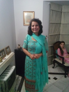 Umair's mother