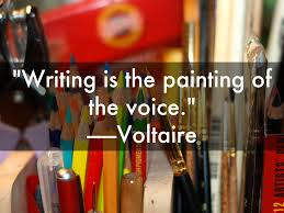 writing-is-the-painting-of-the-voice
